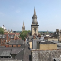 A BEAUT WEEKEND IN OXFORD & OTHER HAPPY TIMES