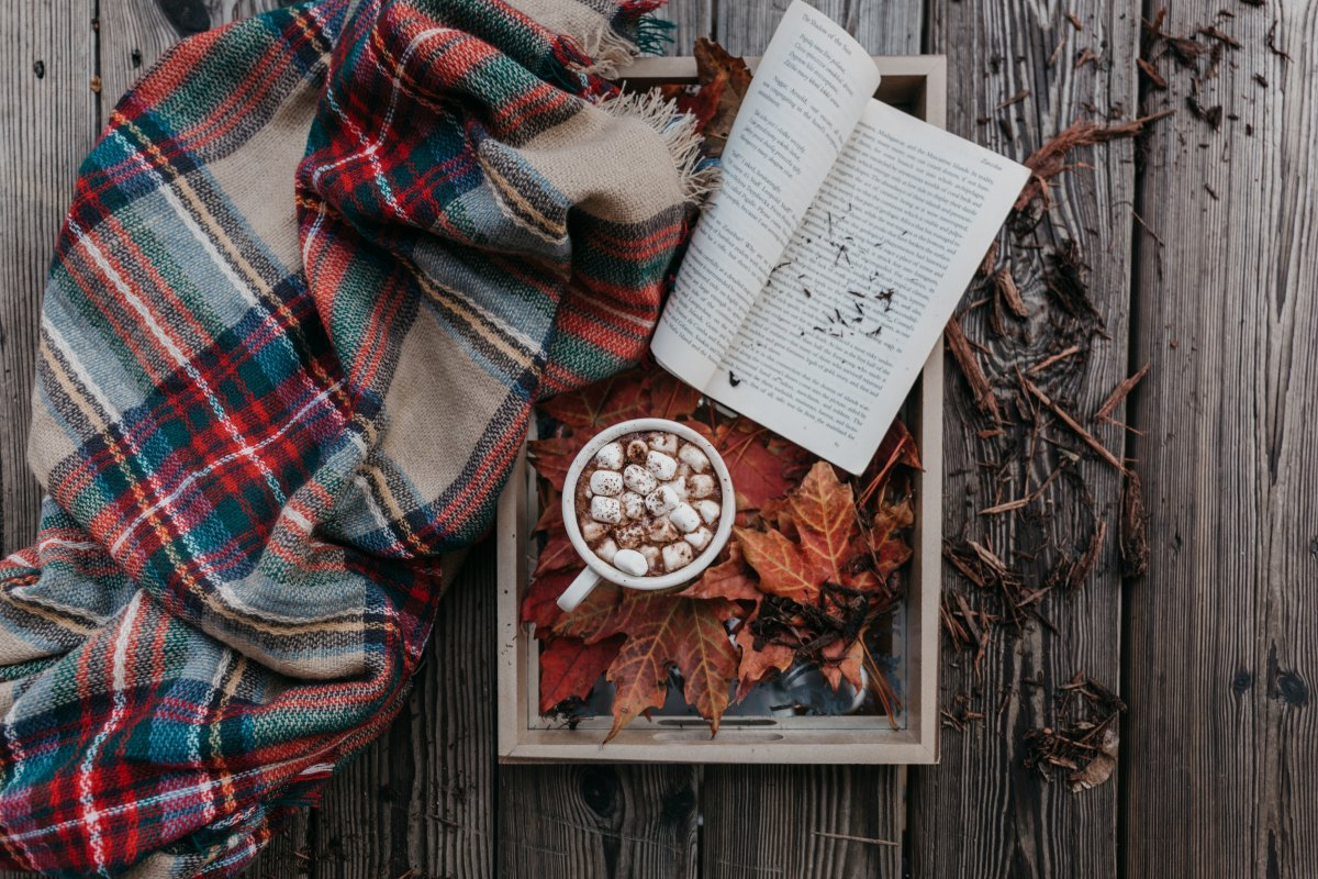 WHY I'M READY FOR AUTUMN
