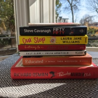BOOK CLUB 21 - JANUARY TO MARCH